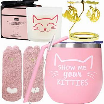 Cat Mom Gifts for Women, Cat Lover Gifts for Women, Cat