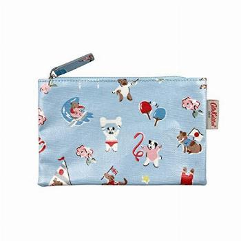 Cath Kidston Zip Purse Small Water Resistant Coin Purse