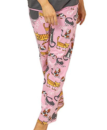 Lazy One Pajamas for Women, Cute Pajama Pants and Top